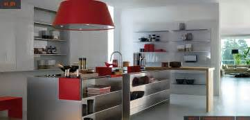 Stainless Steel Kitchen Design by Stainless Steel Kitchen Designs