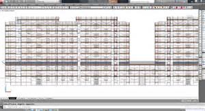 Programa Para Disenar Planos programa para el dise 241 o de andamio en el modo 2d p3 cad