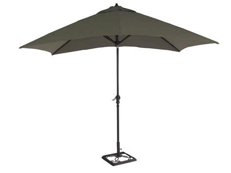 La Z Boy Outdoor Peyton Rectangular Umbrella Limited Rectangular Patio Umbrella Clearance