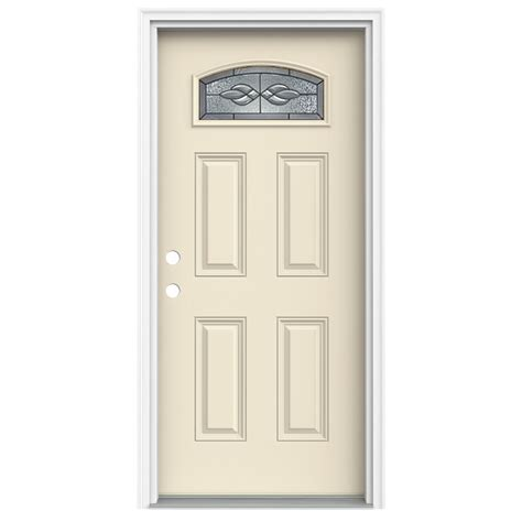 32x78 Exterior Door Stanley Doors 32 In X 80 In Deco 1 2 Lite 2 Panel Masonite 32 In X 80 In Cheyenne 2 Panel