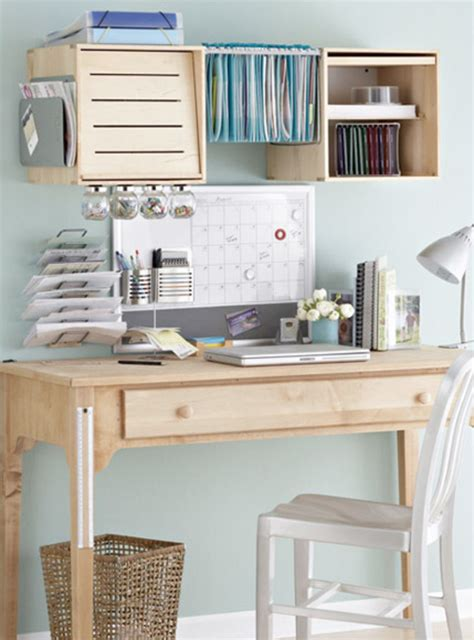 How To Organize A Small Desk The Most Adorable Diy Ideas For My Organizing Monday At Home With Vallee