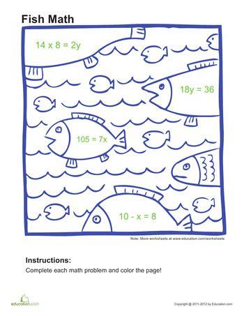 algebra coloring worksheets algebra coloring pages education