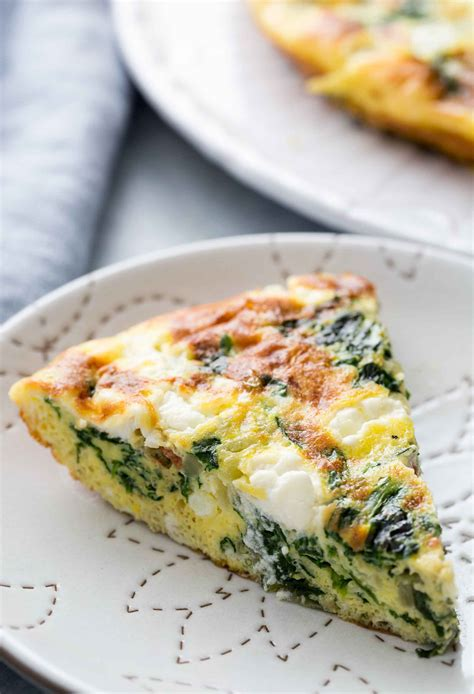 spinach frittata recipe simplyrecipes com
