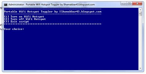 cara membuat hotspot wifi di laptop tanpa software cara simpel membuat wifi hotspot di laptop tanpa software