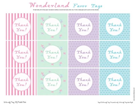 6 Best Images Of Free Printable Thank You Favor Tags Free Printable Thank You Gift Tags Thank Free Printable Baby Shower Favor Tags Template
