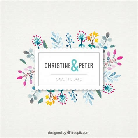 Wedding Banner Vector by Delicate Floral Banners For Wedding Vector Free