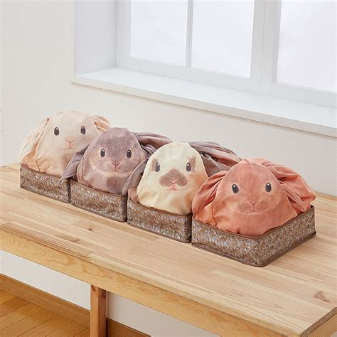 Rrrribbit In My Bag by Bunny Bags From Japan That Turn Your Household Stuff Into