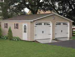 How Wide Is A Two Car Garage by Garages 2 Car Garages Two Car Garage 24 Wide