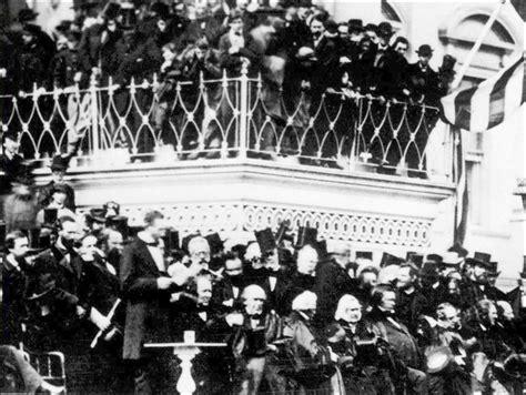 lincoln inaugural address 1865 jpg