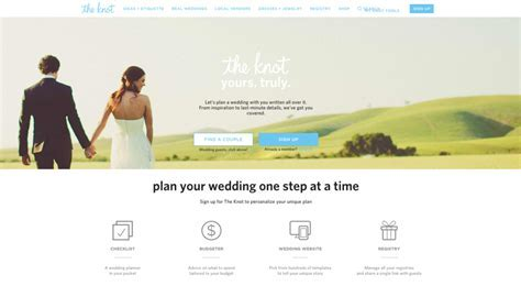 Best Wedding Websites for Wedding Planning Advice