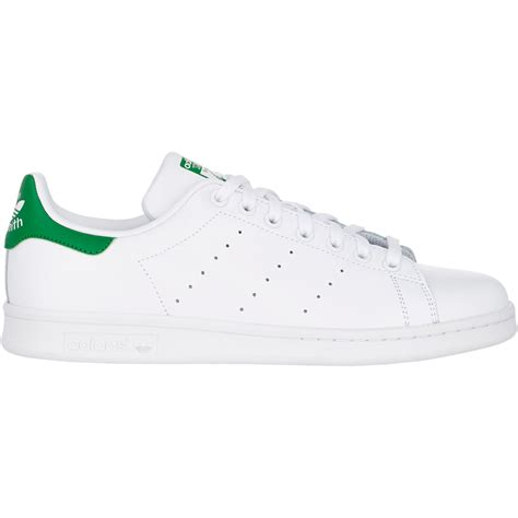 stan smith sneaker adidas stan smith sneakers in white for lyst