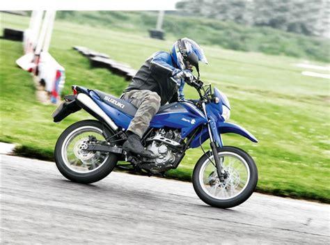 Motorrad Ride 125 by First Ride Suzuki Dr125sm Visordown