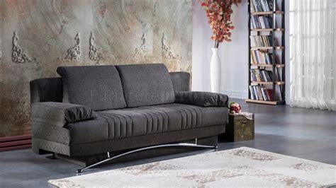 Black Fabric Sofa Bed Marek Black Fabric Sofa Bed By Sunset