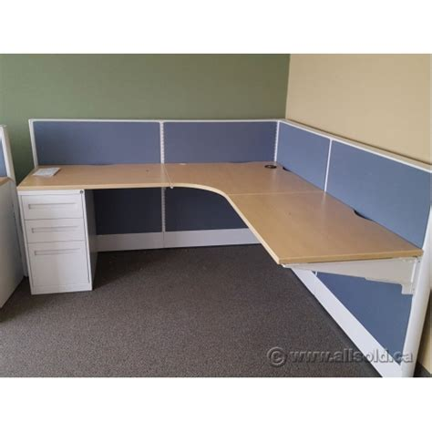 boulevard 72x72 quot systems furniture cubicles work stations