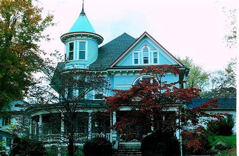 harriman tn victorian house  harrimans historic