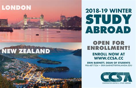 2018 Winter Internship Mba Abroad ccsa winter 2018 19 study abroad programs now open for
