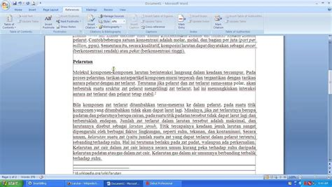 cara membuat laporan artikel cara membuat footnote atau catatan kaki pada laporan