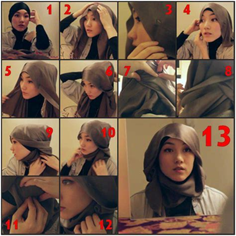 tutorial hijab paris hana tajima tutorial hijab sharing di sini