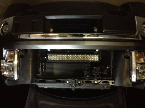 f150 ecoboost light bar ecoboost rigid light bar ford f150 forum community of