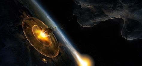 construct 2 asteroid tutorial m s graphics create a planetary asteroid impact tutorial