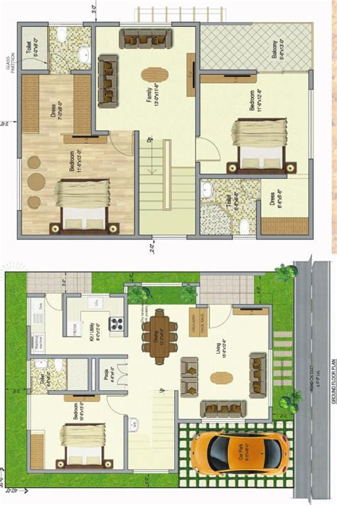 design house 20x50 celebrity serenity by celebrity structures india pvt ltd