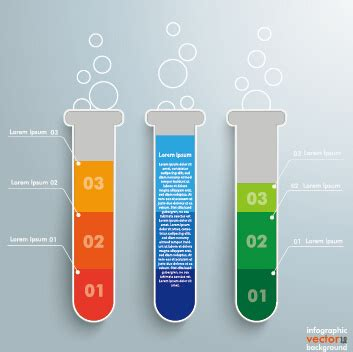 design science experiment science experiment infographics vector graphics free