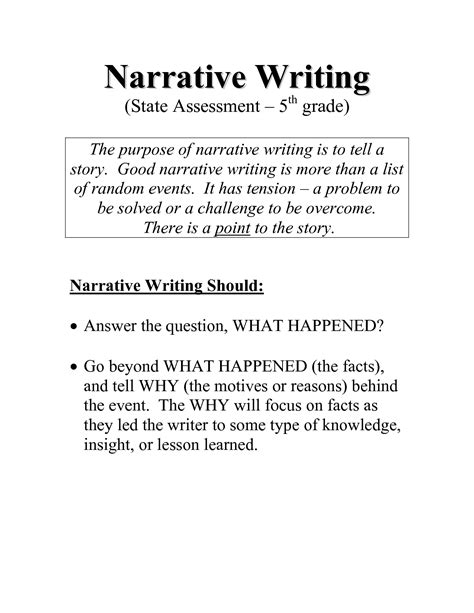 Fictional Narrative Essay Exles by Image Gallery Narrative Exles