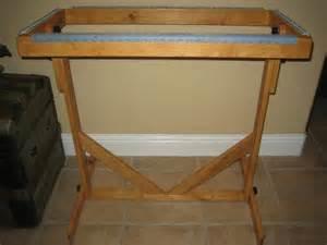 United States Rug Floor Rug Hooking Frame