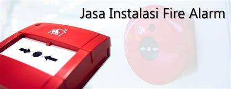 Alarm Gedung jasa instalasi alarm indonesia patigeni