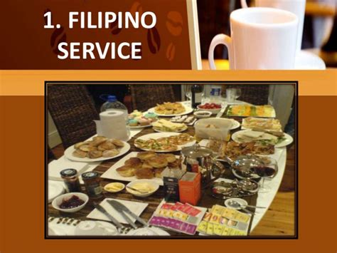 Table Service by Types Of Table Service