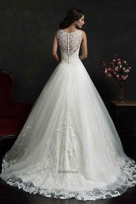 Dress Amelia 8 gorgeous amelia sposa wedding dresses modwedding