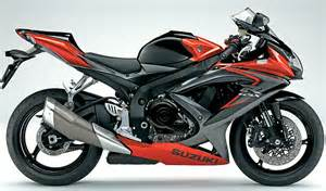 Suzuki Automatic Motorcycle 2008 Suzuki Gsx R600 And 750 Feature New Technology And