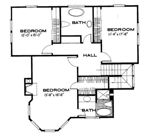 2400 sq ft house plans style house plan 3 beds 2 5 baths 2400 sq ft