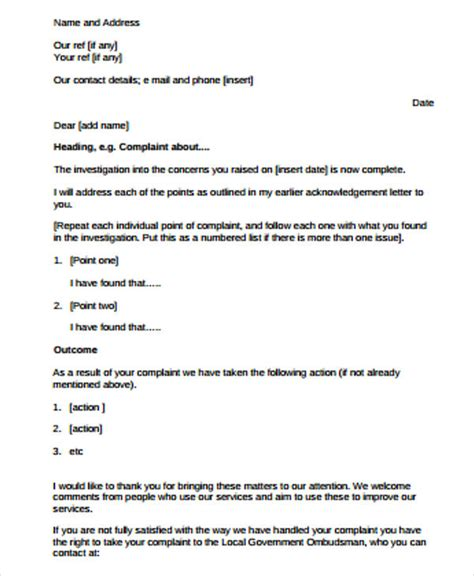 Exle Letter Answering Request Answer Template 28 Images 10 Answer Sheet Templates