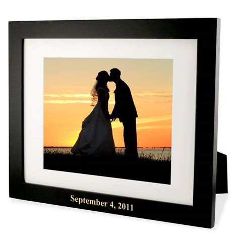 black picture frames with white matting black wood photo frame with white matting