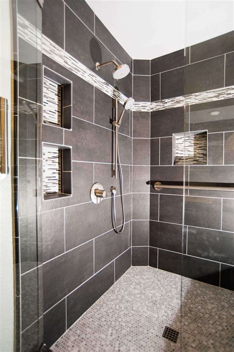 custom walk in showers custom walk in shower classic home improvements