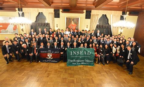 Insead Wharton Mba by The Insead Wharton Alliance Insead