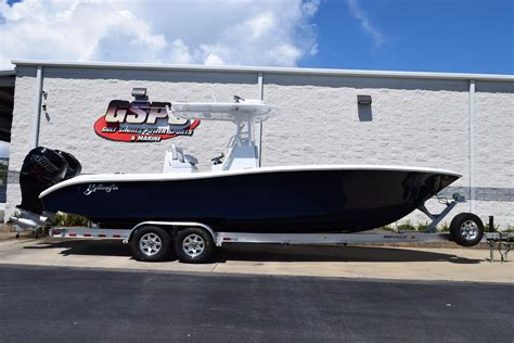 used yellowfin boats 2018 yellowfin 29 power boat for sale www yachtworld
