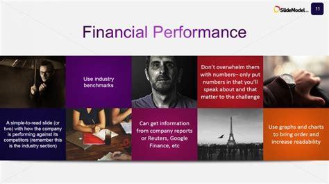 powerpoint study template financial performance slide design for study slidemodel