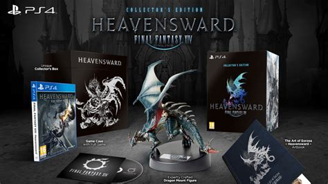 Kaset Ps4 Xiv The Complete Edition xiv heavensward pre orders start today