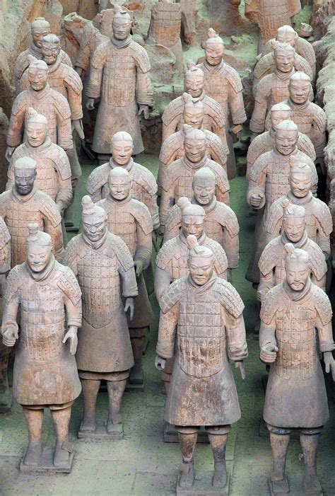 Terra Cotta terra cotta soldiers check out terra cotta soldiers