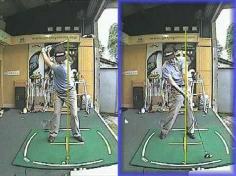 iron golf swing tips golf swing tip driver and iron lesson youtube