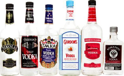 The Great Vodka Tournament: Vodka Under $10   Serious Eats