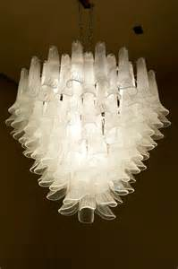 glass chandelier 1960s murano glass chandelier at 1stdibs
