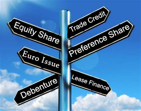 Letter Of Credit As A Source Of Finance Sources Of Finance Efinancemanagement