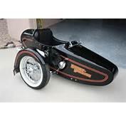 1998 Heritage Springer Sidecar By Motorvation For Sale On