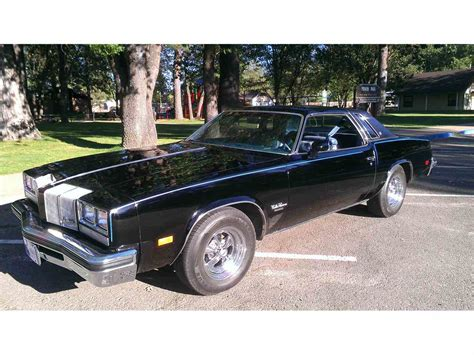 cutlass supreme 1976 oldsmobile cutlass supreme brougham for sale