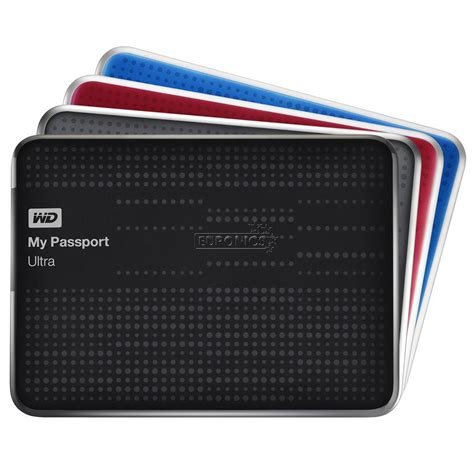 Wd New My Passport Ultra External Hardisk Hardrive 2tb Biru external drive my passport ultra wd 2 tb wdbmwv0020bbk eesn