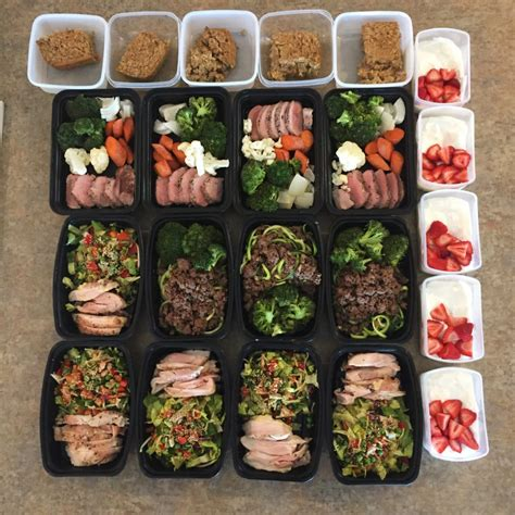 grocery shopping meal prep ideas week 37 eat lift play repeat