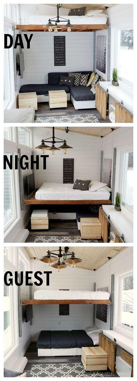homemade elevator bed highlights diy blogger ana whites